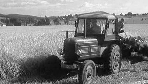 Zemědělství 50. let
