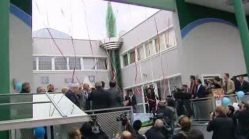 Mešita v Rakousku