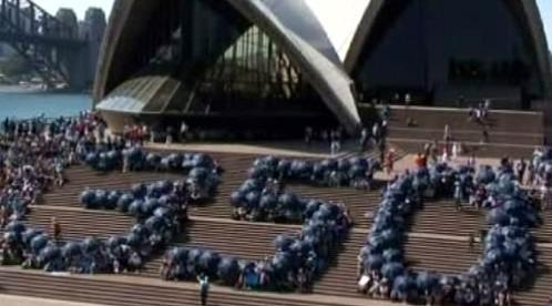 Protesty za ochranu klimatu