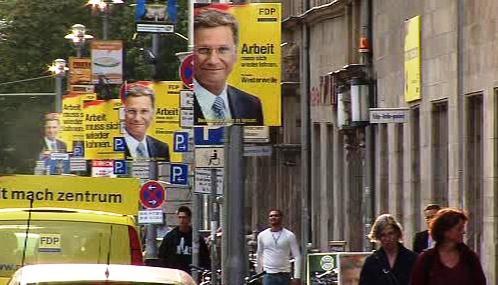 Parlamentní volby v Německu