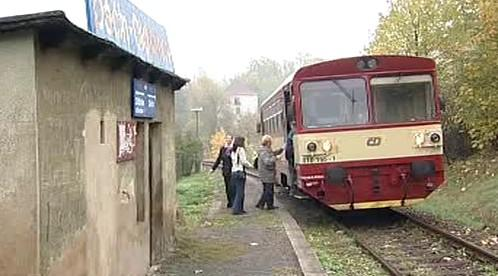 Vlak na Kozí dráze