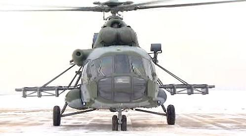 Vrtulník Mi-171