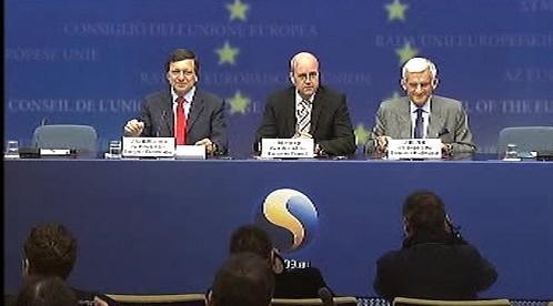Brífink EU k ratifikaci Lisabonské smlouvy