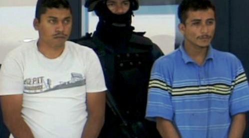 Zatčení členové kartelu La Familia