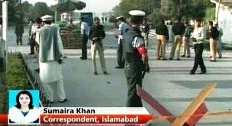 Útok v Pákistánu