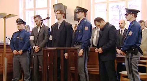 Ukrajinská mafie před soudem