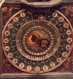 Historické hodiny - Muzeum vědy v Londýně