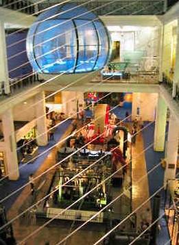 Muzeum vědy v Londýně