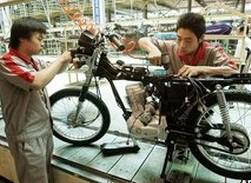 Čínská ekonomika roste