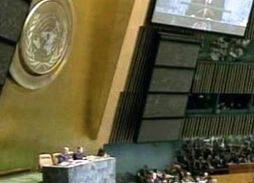 Zasedání OSN