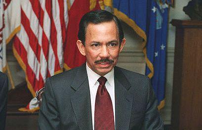 Brunejský sultán