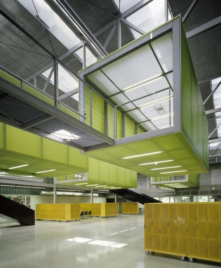 Atrium Fakulty stavební ČVUT