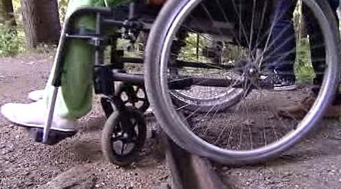 Překážky pro vozíčkáře