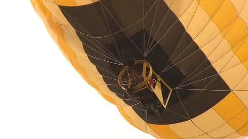 Vzducholoď Stevea Fossetta