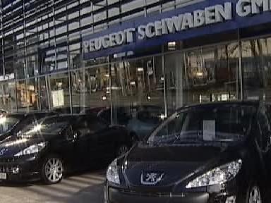 Automobily značky Peugeot
