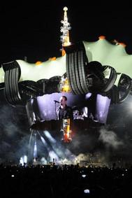 Koncert skupiny U2
