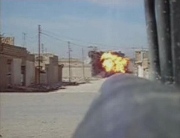 Krátké filmy z Iráku