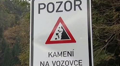 Varovná značka