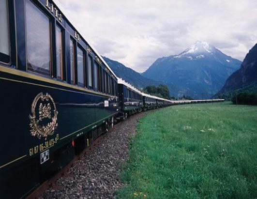 Luxusní vlak Orient-Express