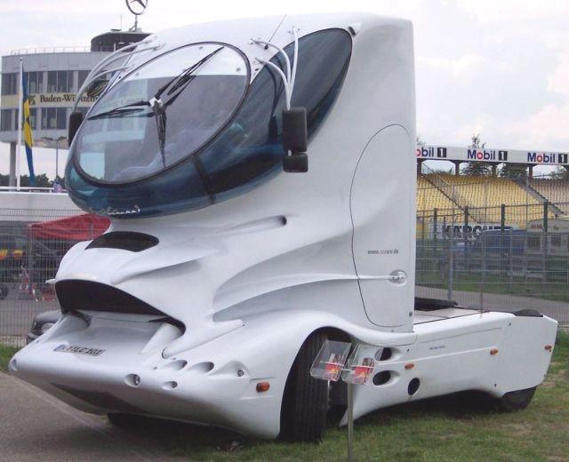 Luigi Colani / Truck