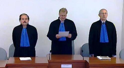 Soudci Nejvyššího soudu