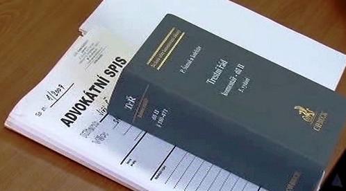 Advokátní spis k Čunkově kauze