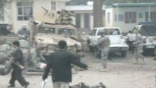 Sebevražedný atentát v Balúčestánu