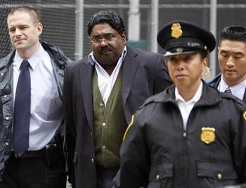 Zatčení amerického miliardáře Raje Rajaratnama