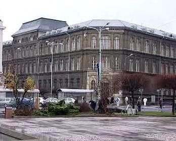 Budova muzea v Ústí nad Labem