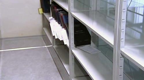 Diplomové práce v knihovně