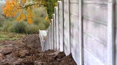 Zeď v Ostrovanech