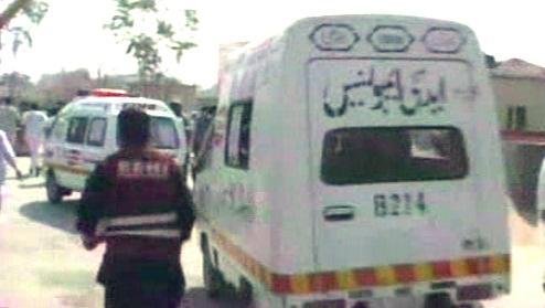 Pákistánská záchranka