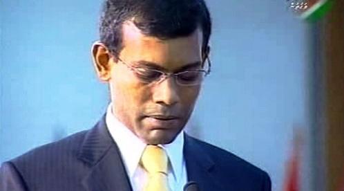 Mohamed Našíd