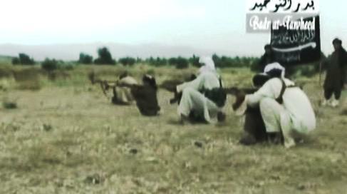 Výcvik dětských vojáků