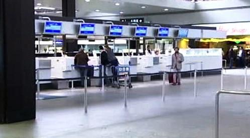 Letiště v Curychu