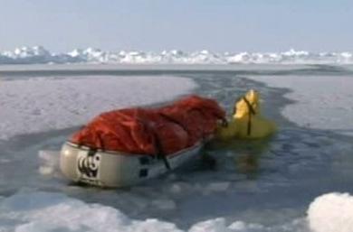 Expedice v Arktidě