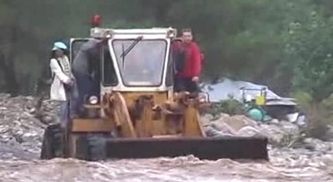 Povodně v Turecku