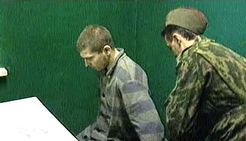 Běloruský vězeň