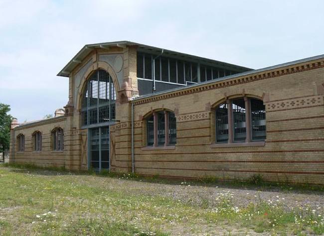 Magdeburk - bývalá jatka