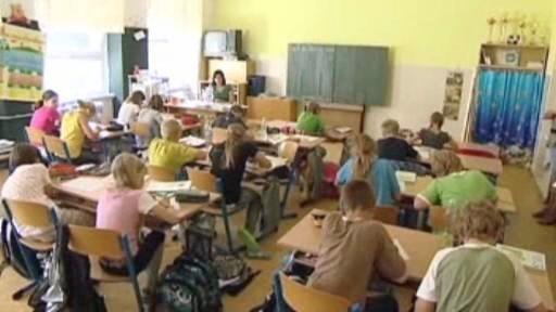 Třída základní školy
