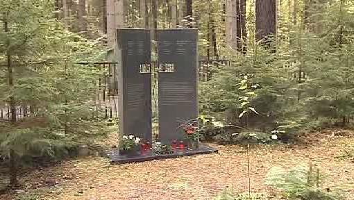 Pomník sudetským Němcům