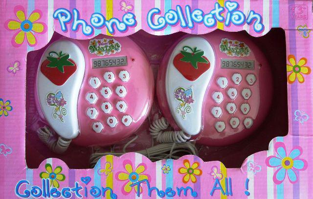 Dětský telefon zakázaný ČOI