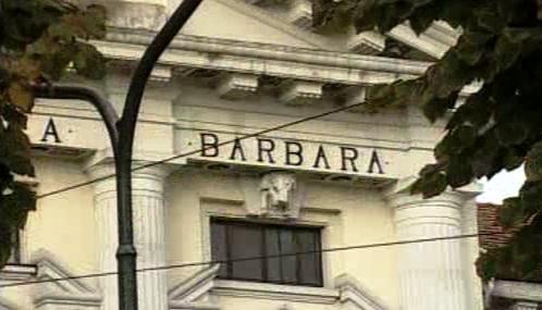 Milánská kasárna Santa Barbara