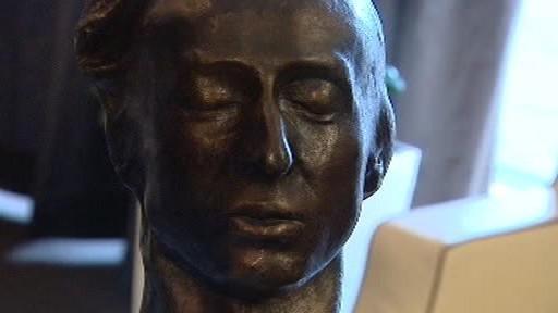 Posmrtná maska F. Chopina