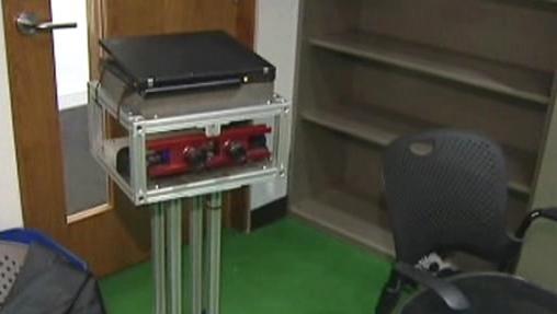 Nový robot z dílny portugalské vědkyně