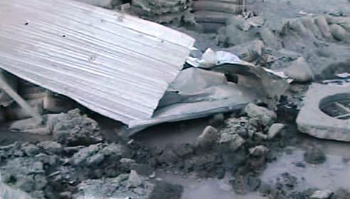 Výbuch v Iráku