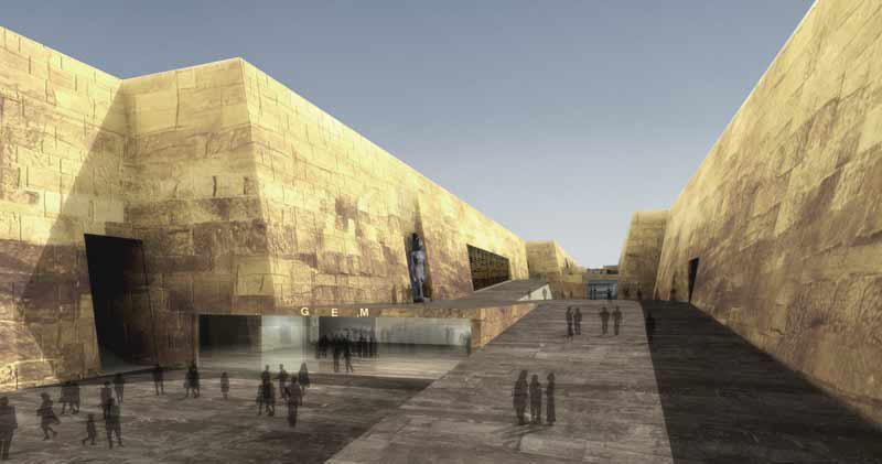 Velké egyptské muzeum