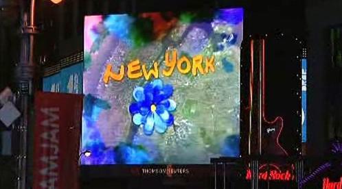 Show Rozhýbeme hvězdy a Zemi kvůli vodě v New Yorku