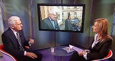 Jerzy Buzek v Interview ČT24
