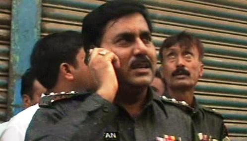 Pákistánský policista